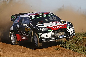 WRC Breaking news Meeke signs new three-year Citroen deal