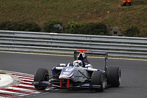 GP3 Breaking news Parry stays with Koiranen for second GP3 campaign