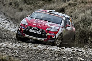 WRC Breaking news Sebastien Loeb Racing to make rally debut in Junior WRC