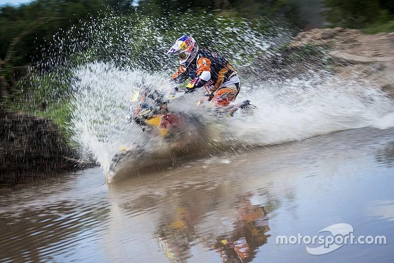 Dakar, Moto, Tappa 2: Price si prende speciale e vetta