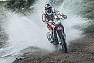 Dakar motoren: Barreda wint en neemt leiding over
