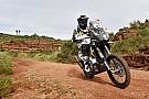 Franse motorrijder naar ziekenhuis na zware valpartij