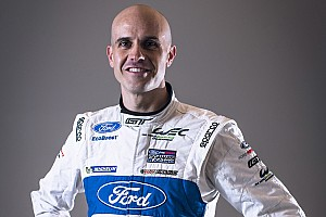 WEC Interview Franchitti says Ford seat a