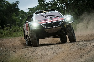 Dakar Breaking news Peterhansel: Experienced navigator gives me the edge