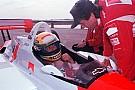 De dag dat Ayrton Senna een Penske IndyCar testte