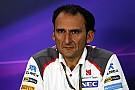Sauber bevestigt vertrek van top-engineer Dall'Ara