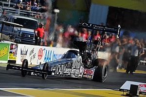 NHRA Breaking news Three-time champ Dixon targets new opportunities