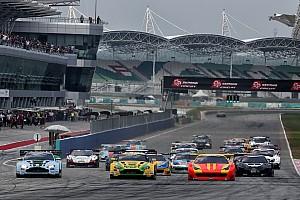Asian GT Breaking news GT Asia Series reveals 2016 calendar