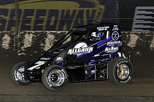 Midget Interview Justin Allgaier returns to the Chili Bowl after four-year hiatus