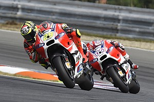 MotoGP Breaking news Marquez tips Ducati to win races in 2016