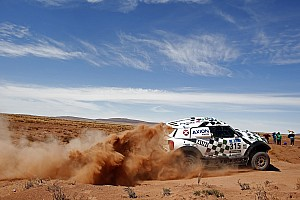 Dakar Stage report Dakar Cars, Stage 12: Hirvonen takes maiden stage win