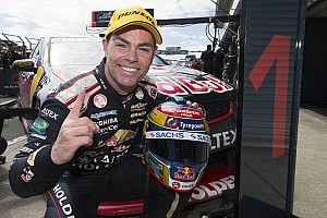 V8 Supercars Breaking news Lowndes breaks collarbone in bike crash