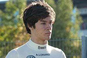 F3 Europe Breaking news Lorandi moves to Carlin for second European F3 season