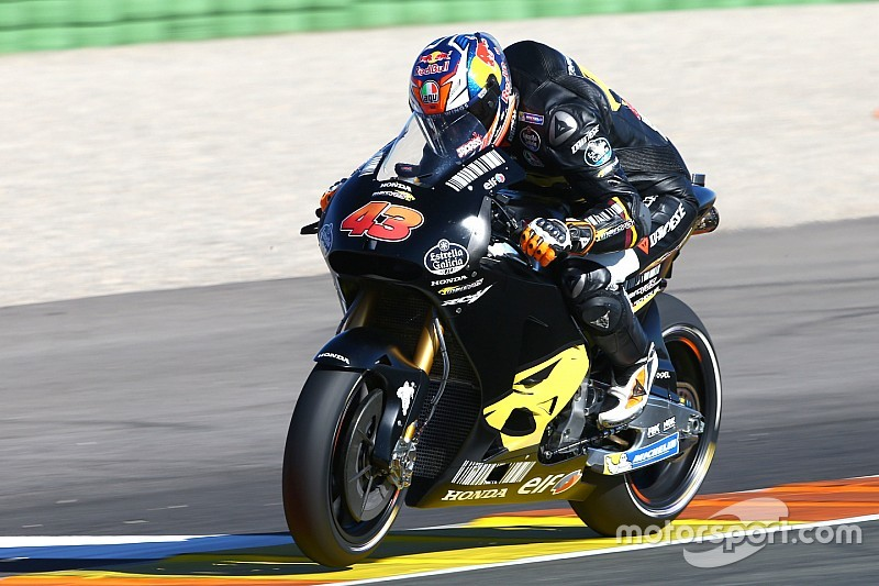 Miller injured in training accident, in doubt for Sepang test