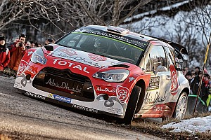WRC Practice report Kris Meeke sets the fastest time in the shakedown!