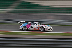 Asian Le Mans Race report KCMG culminates Asian Le Mans 2015/2016 season with GTAm crown