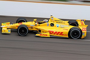 IndyCar Breaking news 2014 Indy 500-winning car to be auctioned this weekend