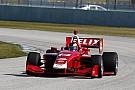 Indy Lights Bestzeit beim Test: Formel-3-Champion Felix Rosenqvist überzeugt bei den Indy Lights