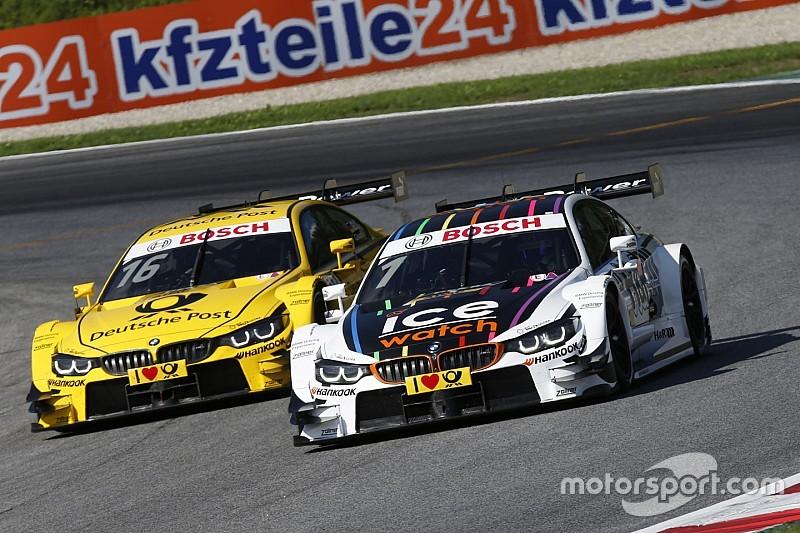BMW gibt Fahrerpaarungen für DTM-Saison 2016 bekannt