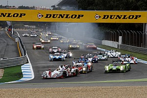European Le Mans Breaking news ELMS reveals record 44-car grid for 2016