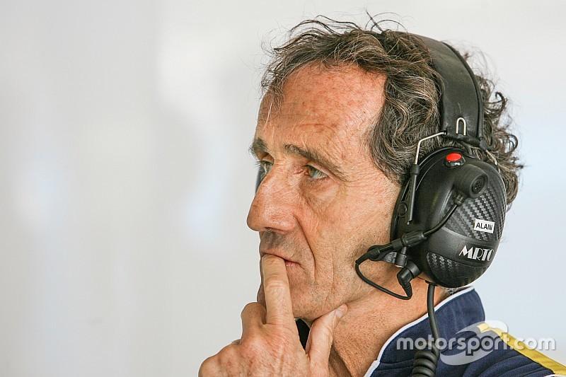 Alain Prost verkiest Formule E boven Formule 1