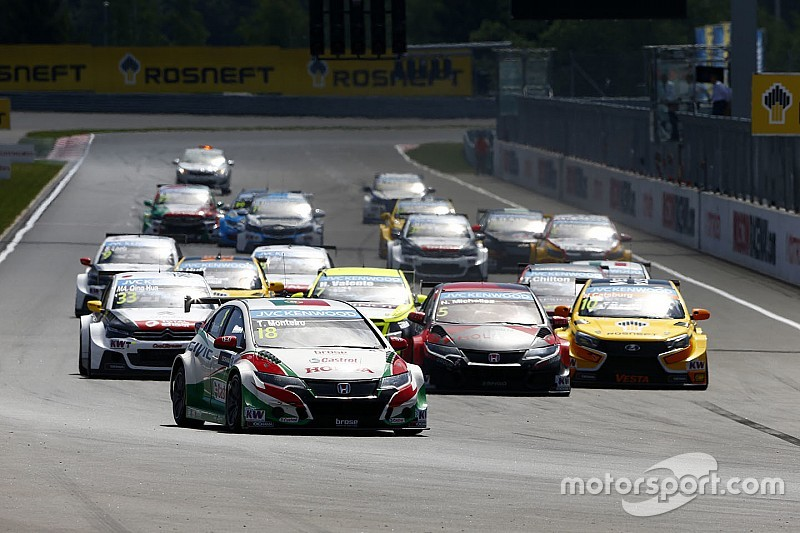 Sochi out, Moscow in for upcoming WTCC season