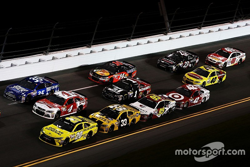 NASCAR confirms Charter system, 40-car fields for 2016