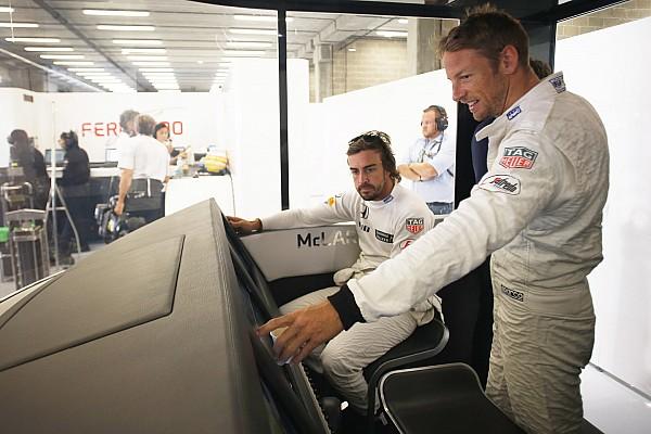 Fórmula 1 Últimas notícias Button e Alonso participam de campanha com vídeo 360°