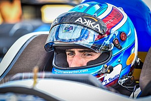 IndyCar Breaking news Vautier still hopeful of Coyne IndyCar drive