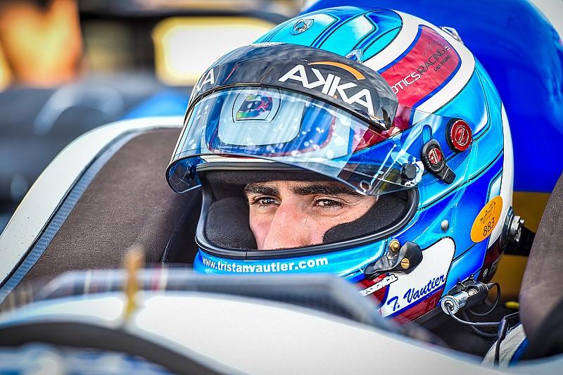 Vautier still hopeful of Coyne IndyCar drive