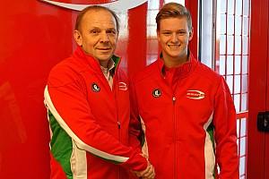 Formel 4 News Mick Schumacher: Noch ein Jahr in der Formel 4