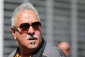 Formula 1 Breaking news Mallya rubbishes talk of Force India resignation