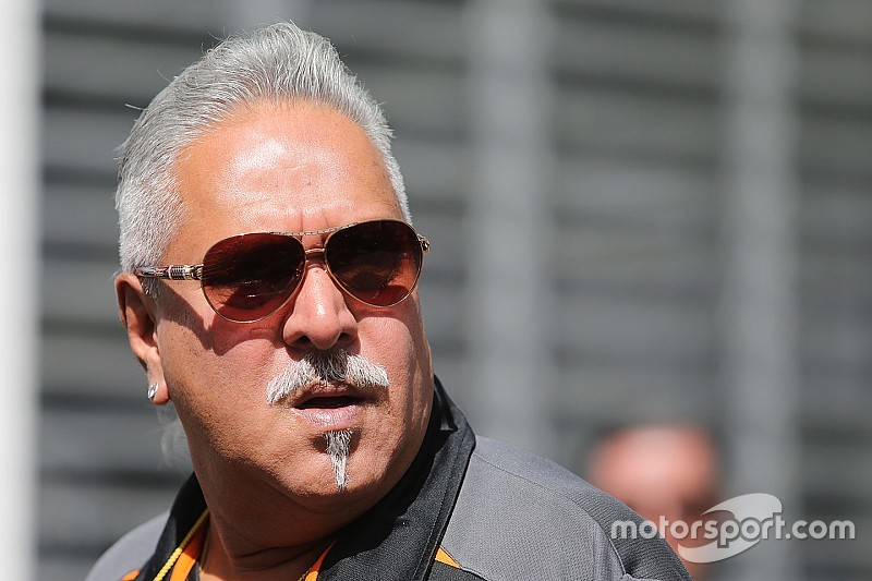 Mallya rubbishes talk of Force India resignation