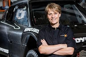 Dakar Actualités Jutta Kleinschmidt reprend du service chez X-raid