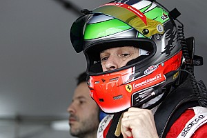 Blancpain Endurance Breaking news Fisichella to race selected Blancpain Endurance rounds with AF Corse