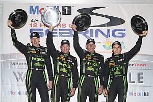 IMSA Reporte de la carrera Pipo Derani vuelve a brillar y vence en 12 Horas de Sebring