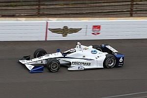 IndyCar Breaking news Hildebrand rejoins ECR for Indy 500 and GP Indy
