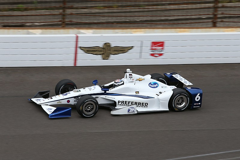 Hildebrand rejoins ECR for Indy 500 and GP Indy