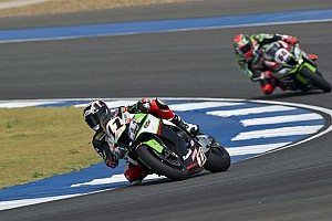 World Superbike Practice report Sykes fastest on Friday