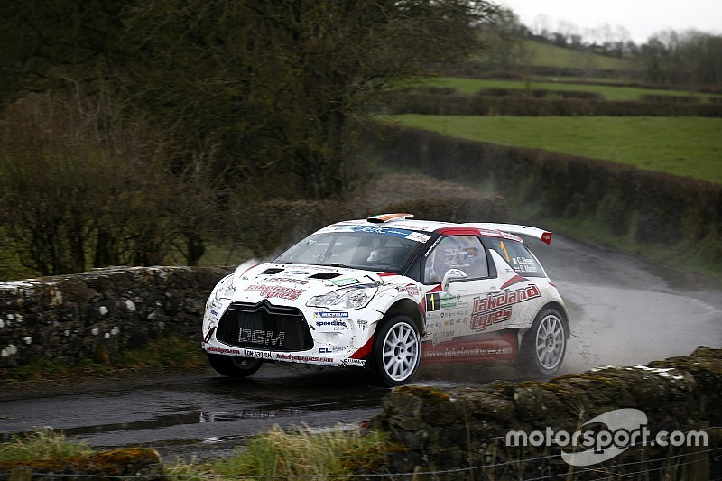 Ireland ERC: Breen holds off Kajetanowicz to win home rally