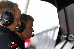 Whitmarsh: Red Bull, McLaren'ın kaderini paylaşabilir