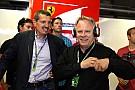 Джин Хаас про співпрацю з Ferrari