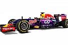 Red Bull представила раскраску болида