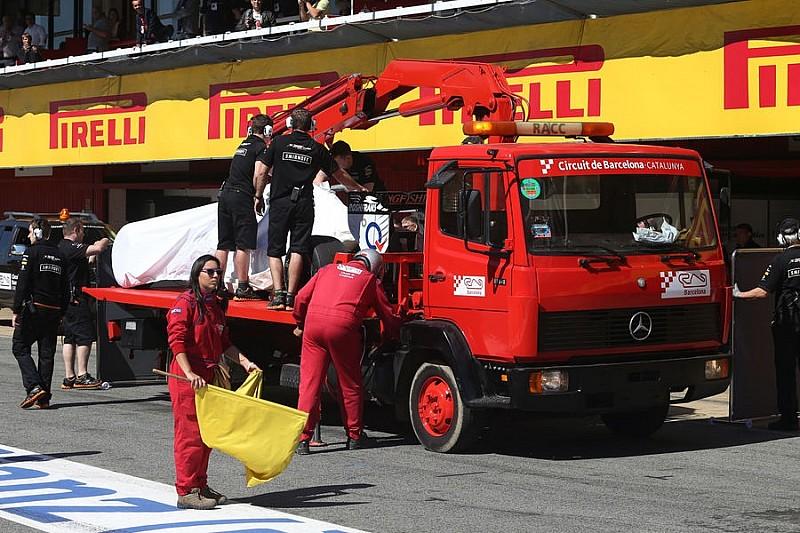 Pirelli о тестах в Испании