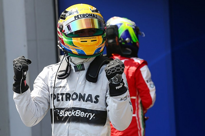 Гран При Германии: Квалификация