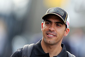 Formula 1 Breaking news Maldonado helping Pirelli with 2017 F1 tyres