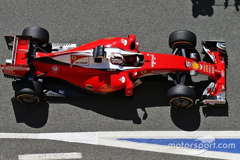 ベッテル「フェラーリは土曜さらに強くなる」
