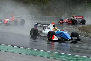Fórmula V8 3.5 Relato da corrida Debaixo de chuva, Vaxiviere vence em Spa; Baptista é 4°