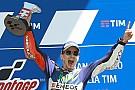 MotoGP意大利站:洛伦佐险胜马奎兹,罗西遗憾退赛