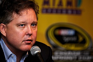NASCAR Sprint Cup Interview France: NASCAR gets more input on decisions